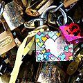 Coeurs Cadenas Pont des arts_8001