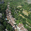 Rocamadour, panorama