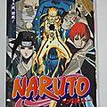 Naruto, tome 55 : grande guerre, ouverture des hostilités ! de masashi kishimoto