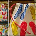 pochons pour maillot de bain - sept 2011