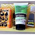 Birchbox de mars 2014 : un belle surprise !