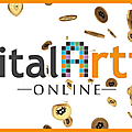 Digital artists online