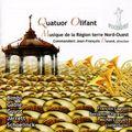 """Quatuor olifant & orchestre d'harmonie"""""""