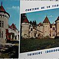 Thiviers - chateau de Filolie datée 1968
