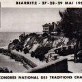 XIVe Congrès National à Biaritz en 1950 2
