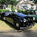 Triumph TR2 roadster (34ème Internationales Oldtimer meeting de Baden-Baden) 01