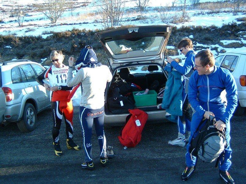 Le Bagui se porte bien en Ski de Fond !
