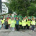 Journée de nettoyage de la commune 2012