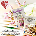 Deux excellents romans de francoise bourdin a lire...