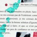 bountynette, challenge de l'été, devoirs de français, journaling