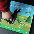 Les animaux de la forêt edition auzou