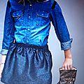 Copié collé la jolie jupe!