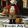 Grandpa jolly - alan dart