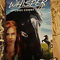 Whisper #1 libres comme le vent de carola wimmer