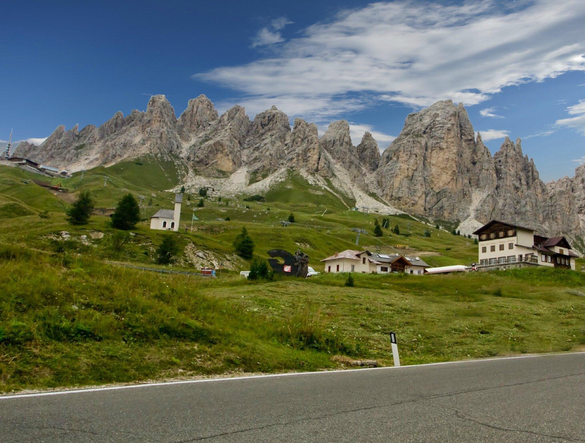 Val Gardena (les Dolomites)