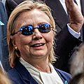 Présidentielle u.s.: le « malaise » d'hillary n'est pas qu'une question de santé.