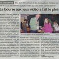 BOURSE JEUX VIDEOS ANDERNOS 2006 : ARTICLE PRESSE