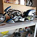TOP FUEL DRAG BIKE
