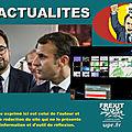Mounir mahjoubi admet que rt ne relaie pas de «fake news» mais que son «état d'esprit» dérange