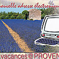 Provence mail