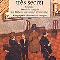 Barbara pym, secret,très secret
