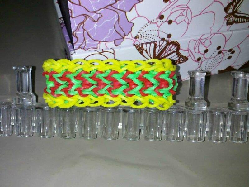 Bracelet élatiques