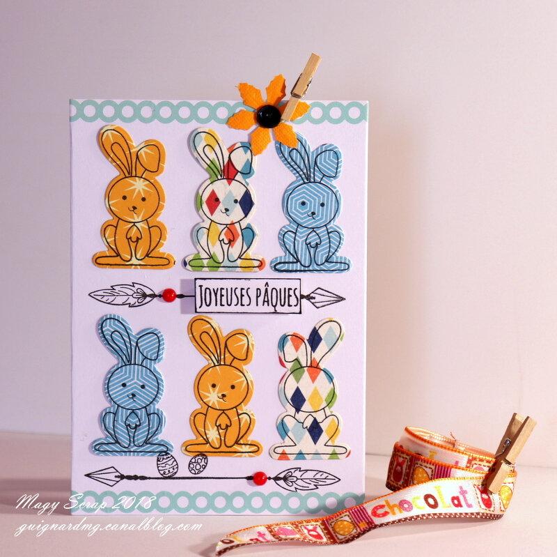 Les petits lapins de Pâques ! ...