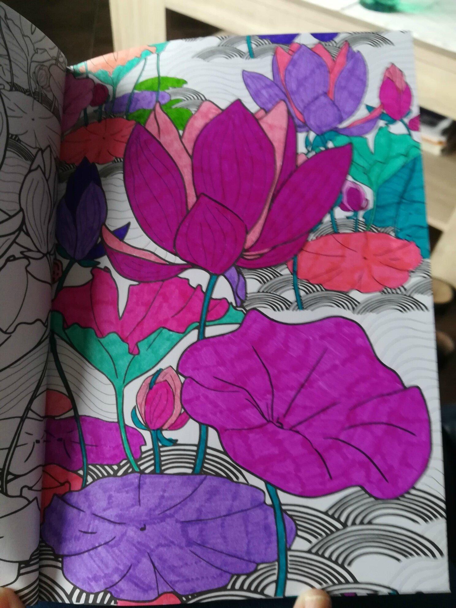 Ma rentrée créative : Des coloriages et des petites XXX