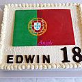 3 chocolats drapeau portugal