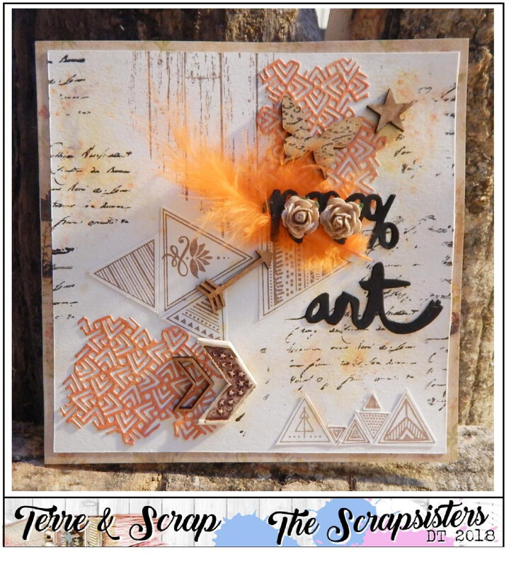 avril defi n°3 Terre & Scrap