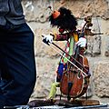 Clown violoncelliste 1