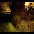 Grotte aux fées, août 2007