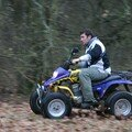 Seb le terrible et son quad, un duo infernal