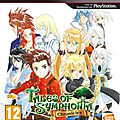 Test : tales of symphonia : dawn of the new world hd