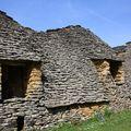Dordogne - Cabanes du Breuil