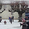 Vendredi 9 février : belle surprise annonçant les vacances d'hiver !