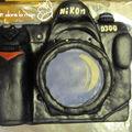 Gâteau Nikon D300