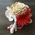 Diy fleur du bouquet de mariée