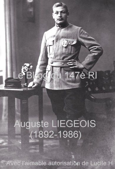 LIEGEOIS Auguste