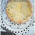 Charlotte de surimi aux courgettes de soso