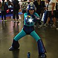 Cosplay Megaman