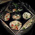 Salade de quinoa aux saveurs d'automne