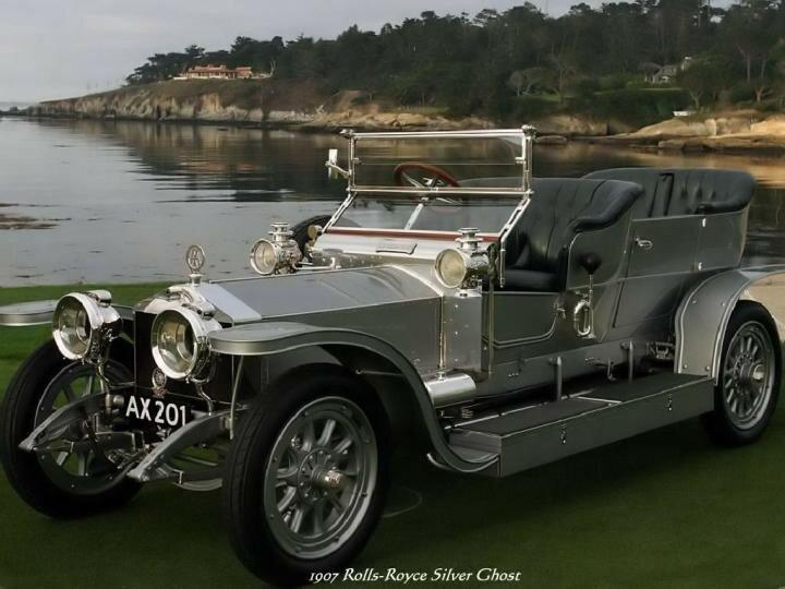 1907 - Rolls-RoyceSilver Ghost