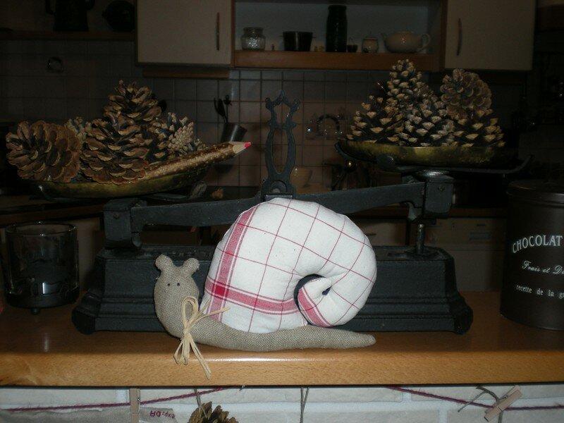 escargot tilda