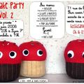 Red Cake Party Vol.2