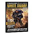 White dwarf - numéro d'août 2017