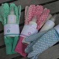 dottyhands -nostalgie ..gant de jardinage