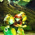 Samus Aran vs. the Metroids