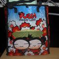 Mon sac à ouvrages...