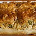 Cake léger aux olives (du week-end)